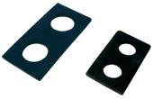 ZEMIC HD-8-301, 2t, ocel (Podložka pod tenzometrický střihový snímač, HD-8-301/0,5-2T)