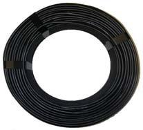 Kabel čtyřžilový stíněný, 1m (Kabel pro vážní indikátory a tenzometrické snímače)