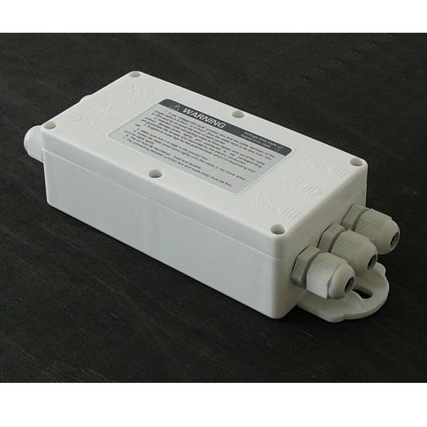 LESAK JXHP4, plast, IP66 (LESAK JXHP4 plastová sdružovací krabice pro čtyři snímače JXHP4)
