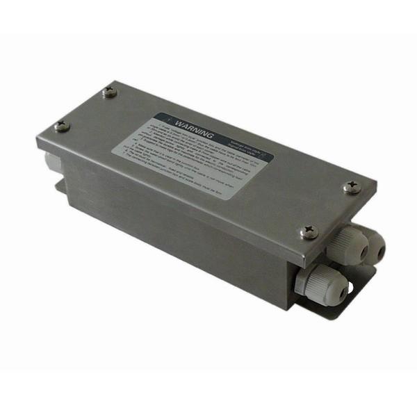 LESAK JXHN4, IP-66, nerez (Nerezová sdružovací krabice pro čtyři snímače JXHN4)