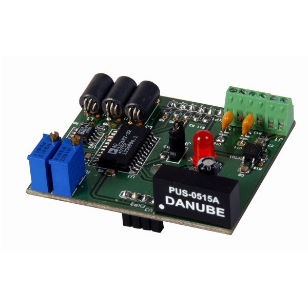 SENSOCAR AD/4-20 C (Modul proudového výstupu 4-20mA nebo napěťového výstupu 0-10V pro SC)