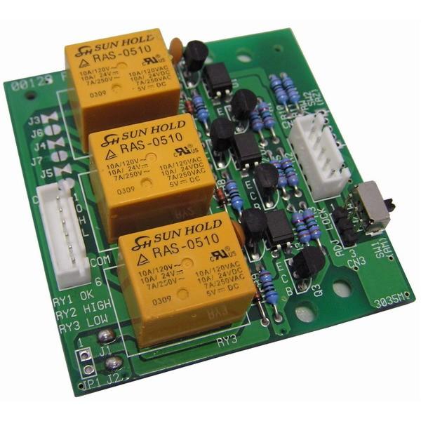 ACCURA SB530 MR, IP-54 (Reléový přídavný modul osazený 3.relátky pro spínání ovládacích zařízení)