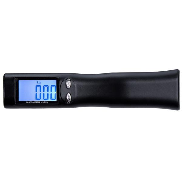 LESAK H251, 40kg/10g (LESAK H251 ruční závěsná váha na vážení zavazadel)