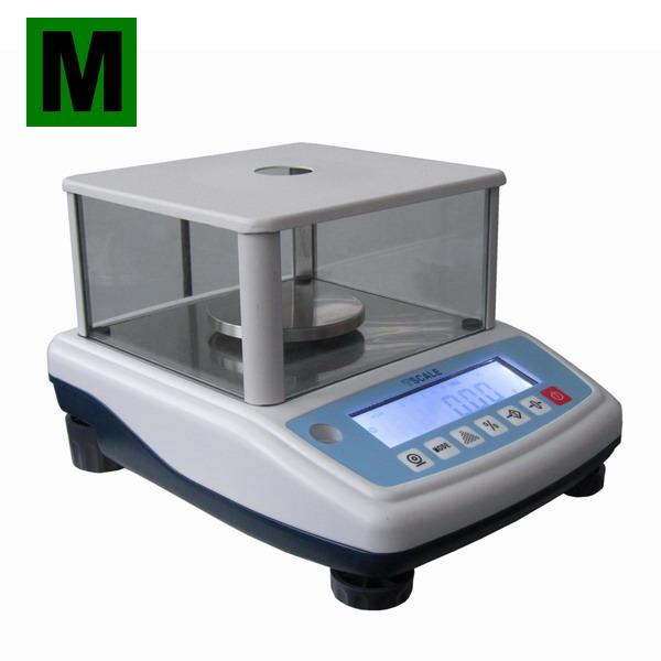TSCALE NHB300M, 300g/0,005g, 120mm (Profesionální ověřená zlatnická váha pro přesné vážení)