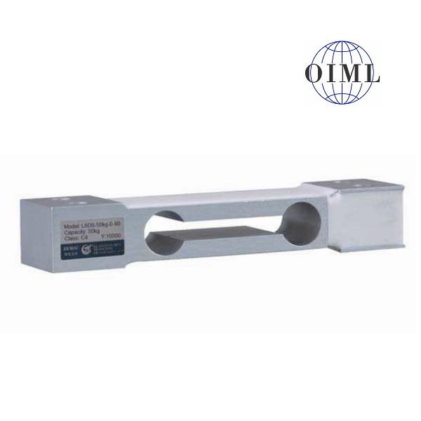 ZEMIC L6D8, 200kg, IP-65, hliník (Tenzometrický snímač zatížení pro středové zatížení ZEMIC model L6D8)