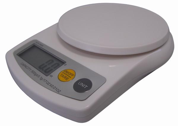 LESAK HCK, 500g/0,1g, 120mm (Přesná váha pro laboratorní vážení bez možnosti ověření)