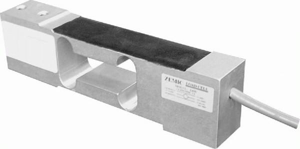 ZEMIC L6N, 8kg, IP-65, hliník (Tenzometrický snímač zatížení pro středové zatížení ZEMIC model L6N)