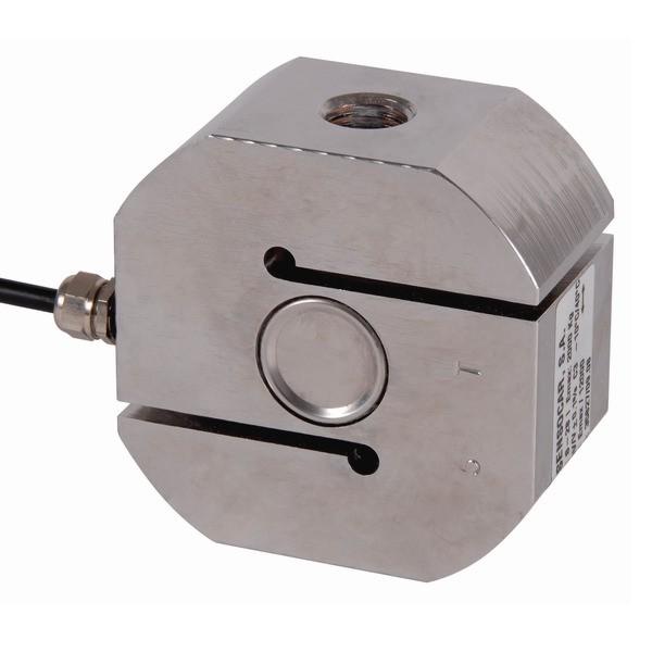 SENSOCAR S2B, 1t, IP-67, ocel (Tenzometrický tahový snímač SENSOCAR model S2B)